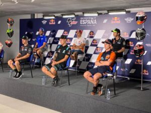"MotoGP | Gp Jerez Conferenza Stampa: Valentino Rossi, ""Tornare in pista ieri è stata una sensazione unica"""