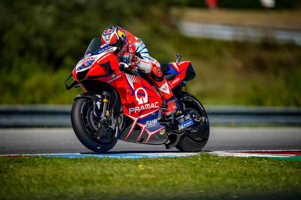 """MotoGP   Gp Brno Qualifiche: Jack Miller, """"Abbiamo avuto qualche difficoltà"""""""