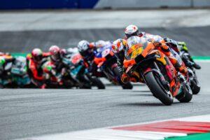 MotoGP   KTM soddisfatta dopo il doppio podio conquistato al Red Bull Ring