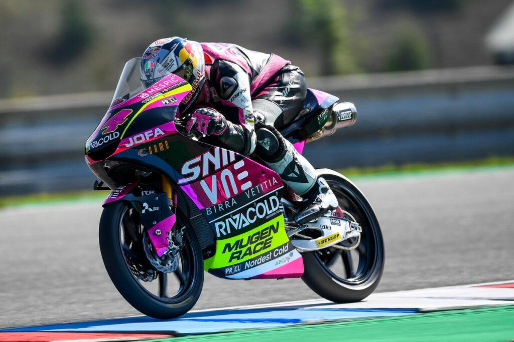 Moto3 | Gp Austria FP1: Arbolino è il più veloce