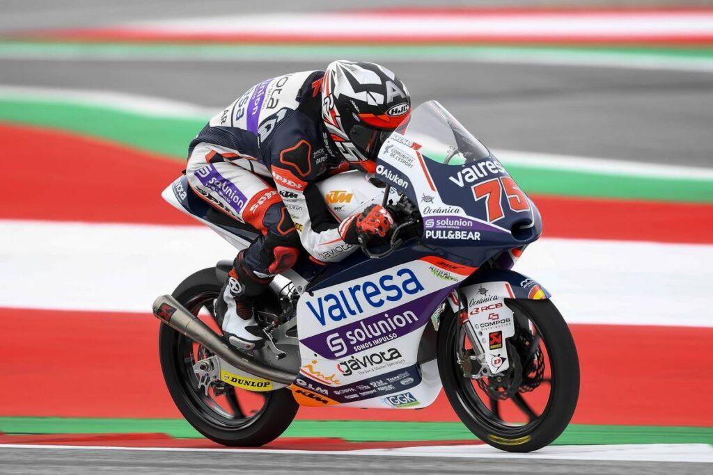 Moto3 | Gp Austria Gara: successo di Arenas, Vietti perde il podio dopo una penalità