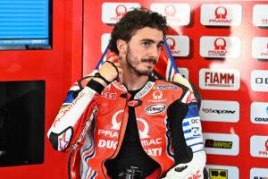 MotoGP | Gp Brno: Francesco Bagnaia, confermata la frattura alla tibia