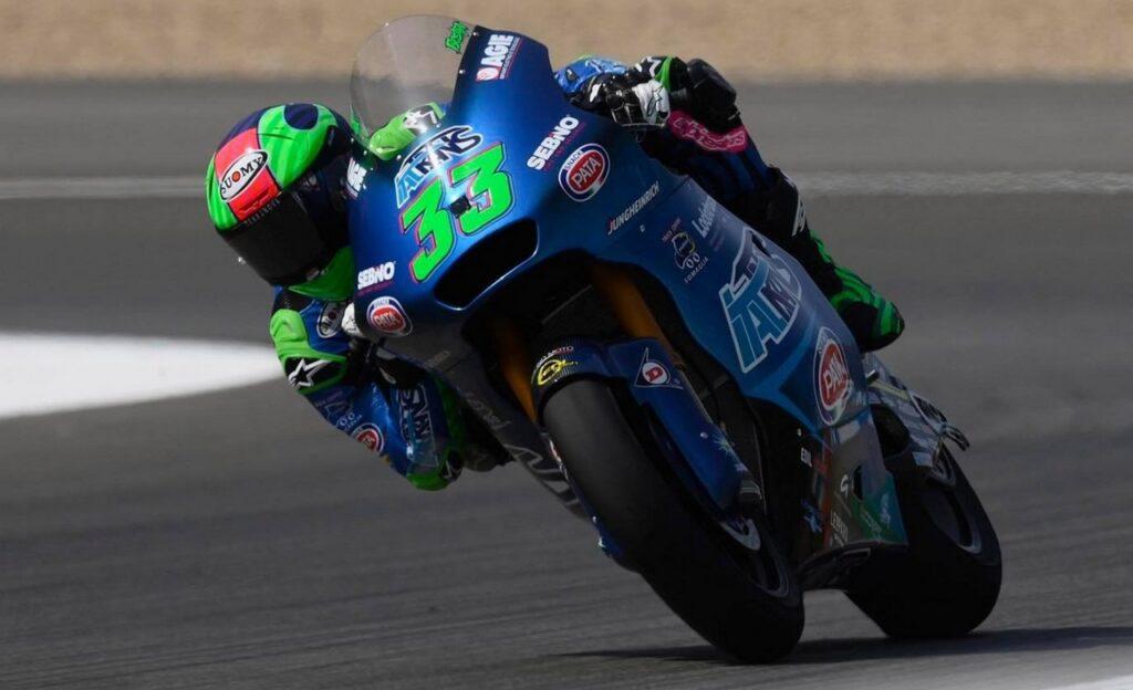 Moto2 | Gp Brno FP2: miglior tempo per Enea Bastianini