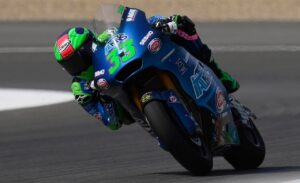 Moto2   Gp Brno FP2: miglior tempo per Enea Bastianini