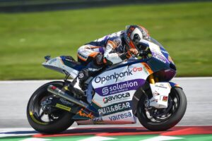 Moto2 | Gp Austria 2 Warm Up: Canet precede Lowes