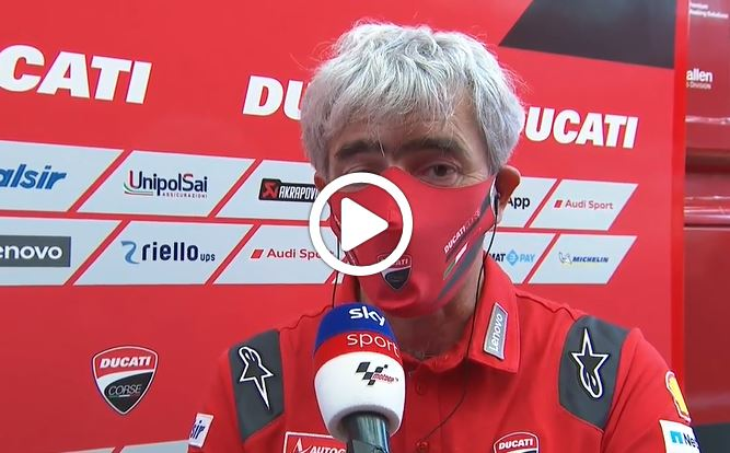 "MotoGP | Gp Austria: Dall'Igna, ""Valutiamo ipotesi Lorenzo"" [VIDEO]"