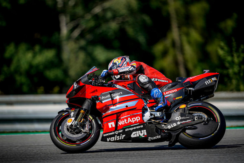 """MotoGP   Gp Austria Day 1: Dovizioso, """"Ritrovato il feeling in frenata"""""""