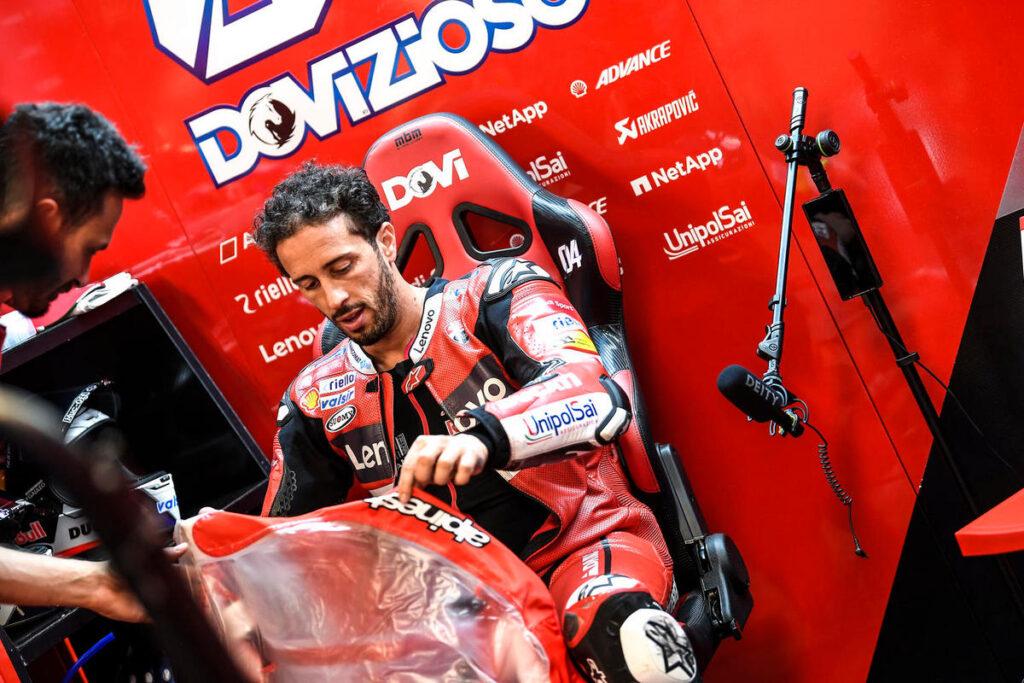 MotoGP | Andrea Dovizioso e Ducati si separano: lo comunica Battistella