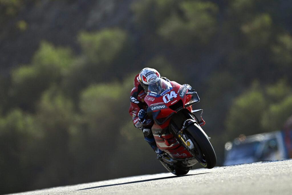 """MotoGP   Gp Brno Qualifiche: Andrea Dovizioso, """"Io come Vettel? Siamo umani…"""" [VIDEO]"""