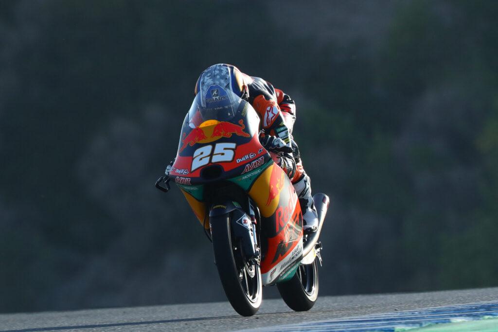 Moto3 | Gp Brno FP2: Fernandez in vetta, Fenati è terzo