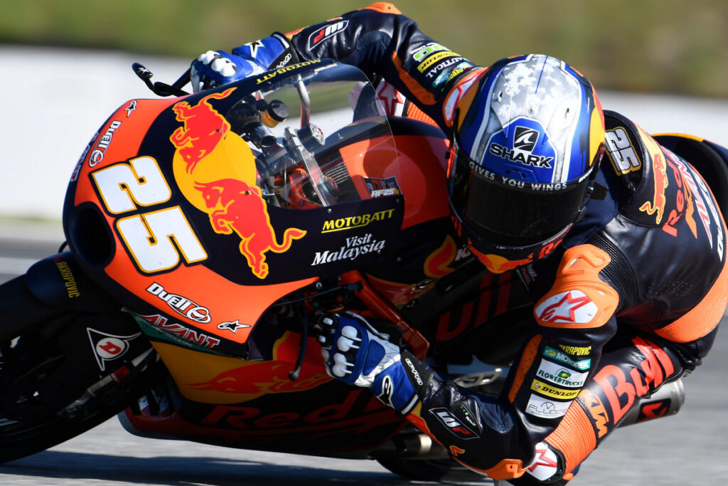 Moto3 | Gp Brno Qualifiche: Pole per Fernandez, la prima in carriera
