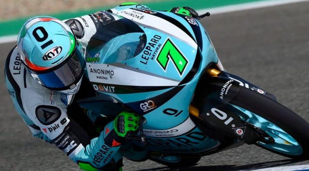 Moto3   Gp Brno Gara: Foggia, primo successo iridato, Antonelli è quarto