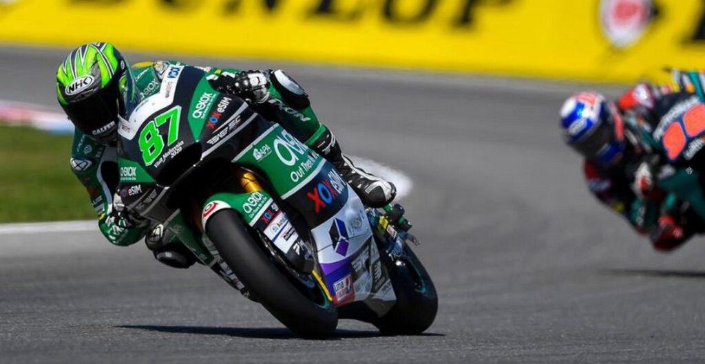 Moto2   Gp Austria Qualifiche: Gardner in pole, Bastianini in seconda fila