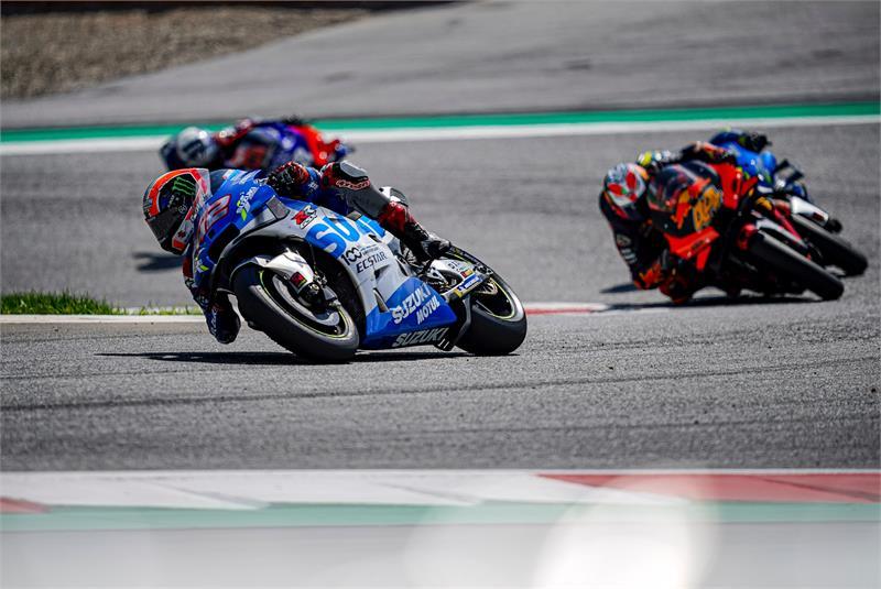 MotoGP | GP Austria 2, l'impegno dei freni sul tracciato del Red Bull Ring