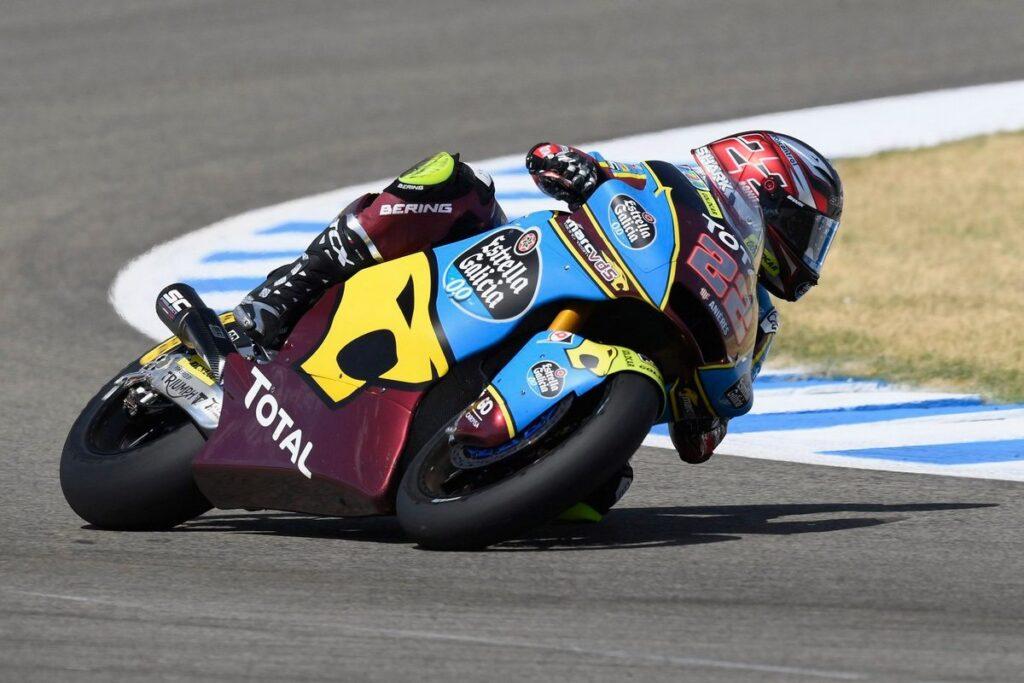 Moto2   Gp Brno FP1: Lowes il più veloce, Manzi ottimo sesto