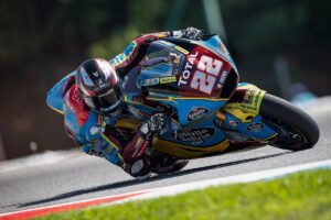Moto2 | Gp Brno FP3: Lowes precede Marini