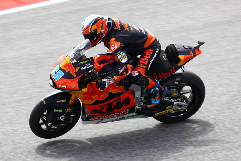 Moto2 | Gp Austria Gara: paura per Syahrin, prima vittoria per Martin