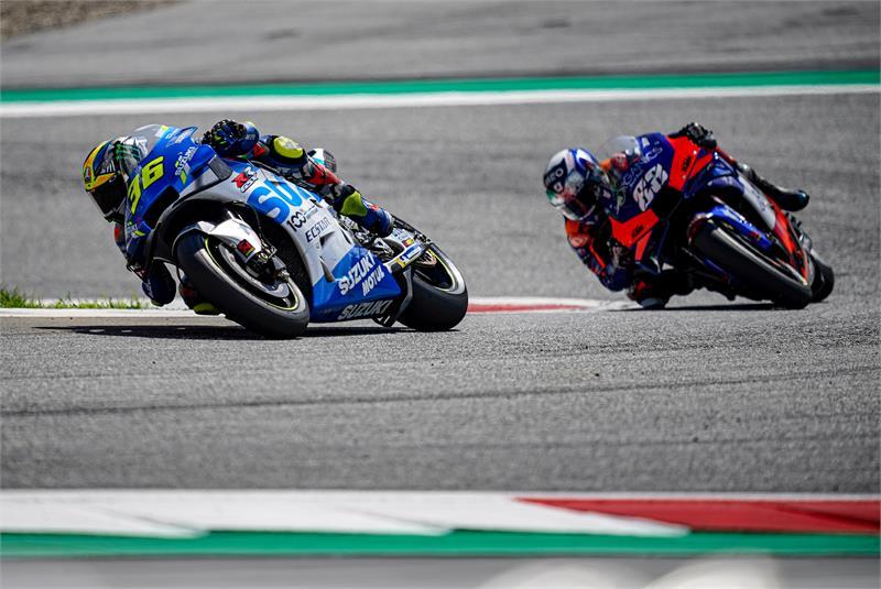 "MotoGP | Gp Austria: Joan Mir, ""Felice per il mio primo podio"""