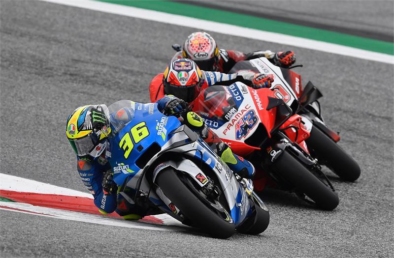 "MotoGP   Gp Austria 2: Joan Mir, ""Potevo vincere"""