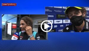 "MotoGP | Gp Austria Gara: Morbidelli su incidente con Zarco, ""E' un mezzo assassino"" [VIDEO]"