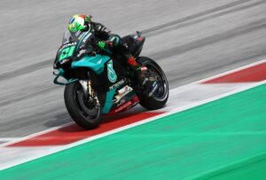 "MotoGP | Gp Austria 2 Day 1: Franco Morbidelli, ""bello tornare in sella""[VIDEO]"