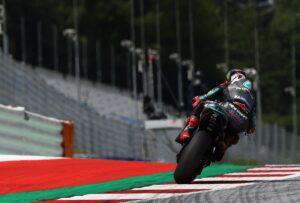 """MotoGP   Gp Austria 2 Day 1: Fabio Quartararo, """"Non sono molto contento oggi"""" [VIDEO]"""