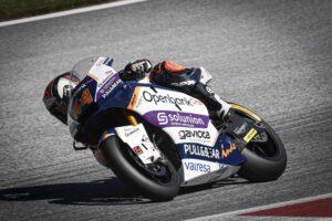 Moto2 | Gp Austria 2 Qualifiche: Prima pole per il rookie Canet, in difficoltà gli italiani