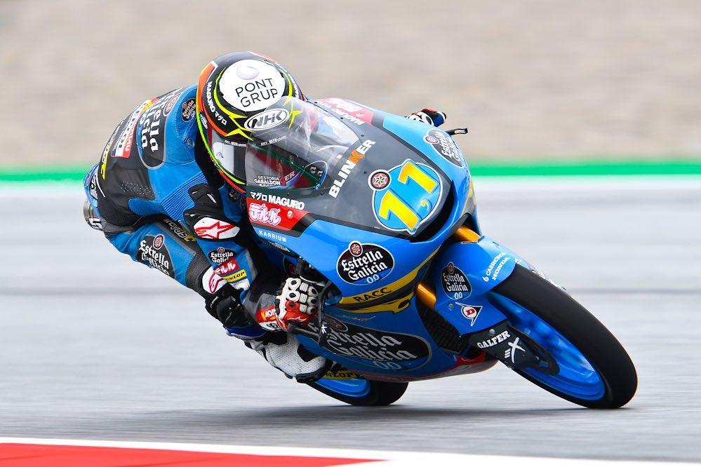 Doppietta italiana nella Moto3 di Spielberg: Vietti la spunta su Arbolino - Sportmediaset