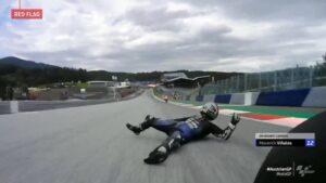 """MotoGP   Gp Austria 2 Gara: Maverick Vinales, """"Non ho pensato a niente"""" [VIDEO]"""