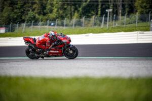 """MotoGP   Gp Austria 2 Gara: Danilo Petrucci, """"Non se con Marquez in pista il livello sarebbe stato più alto"""""""