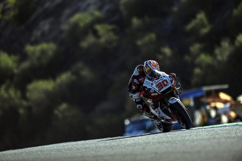 MotoGP | Gp Brno FP1: Nakagami al Top, Rossi è ottavo