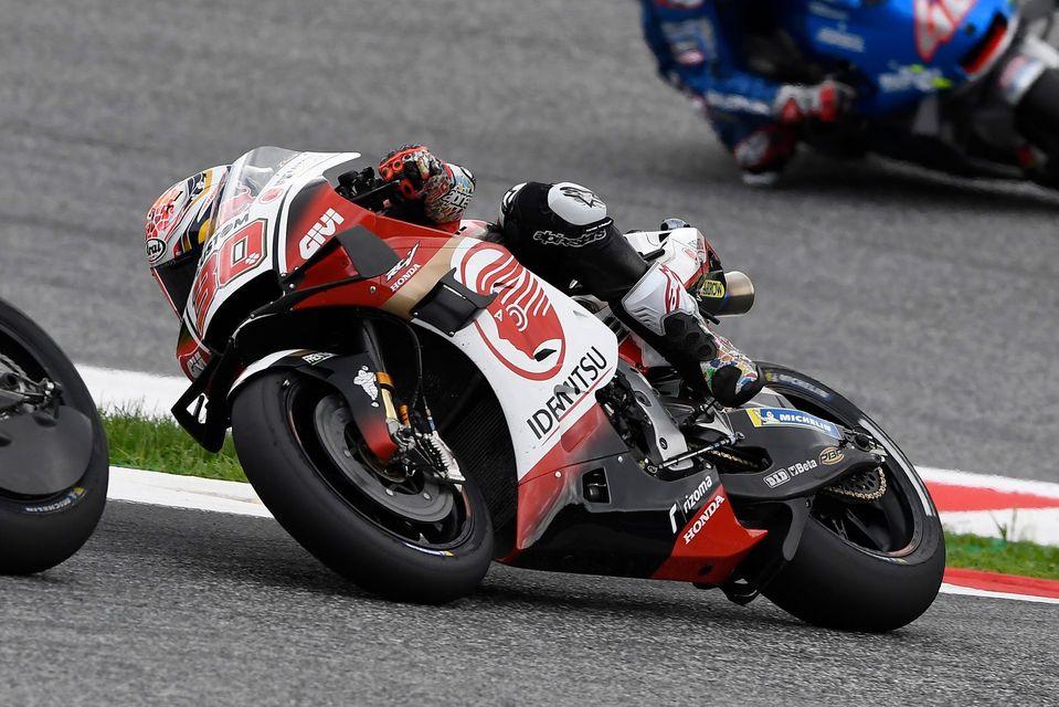 """MotoGP   Gp Austria 2: Takaaki Nakagami, """"Risultato deludente"""""""