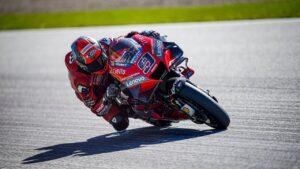 "MotoGP | Gp Austria 2 Day 1: Petrucci, ""Rimango fiducioso"""