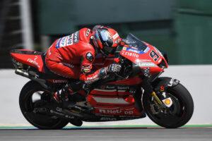 """MotoGP   Gp Brno Qualifiche: Danilo Petrucci, """"L'obiettivo è essere la miglior Ducati"""""""