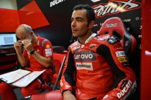"""MotoGP   Gp Austria 2 Qualifiche: Petrucci, """"Masia? Un comportamento da anni '70"""""""