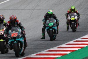 MotoGP   Razali sulle difficoltà affrontate dal team Petronas SRT in Stiria