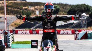 Superbike | Rea commenta la tripletta di Portimao