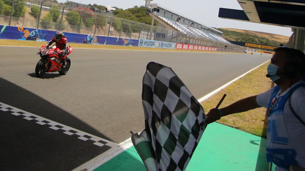 Superbike | Round di Spagna, Gara2: doppietta per Scott Redding