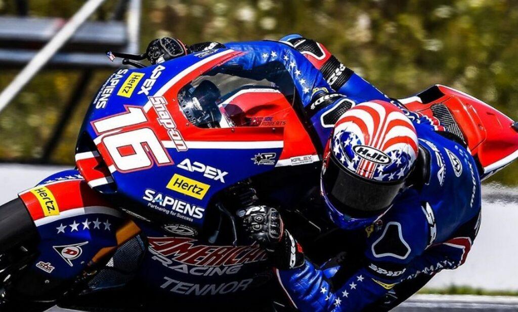Moto2   Gp Brno Qualifiche: Roberts centra la pole, Bastianini in prima fila