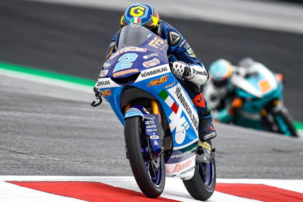 Moto3 | Gp Austria 2 Qualifiche: Rodrigo in pole, disastro Masia