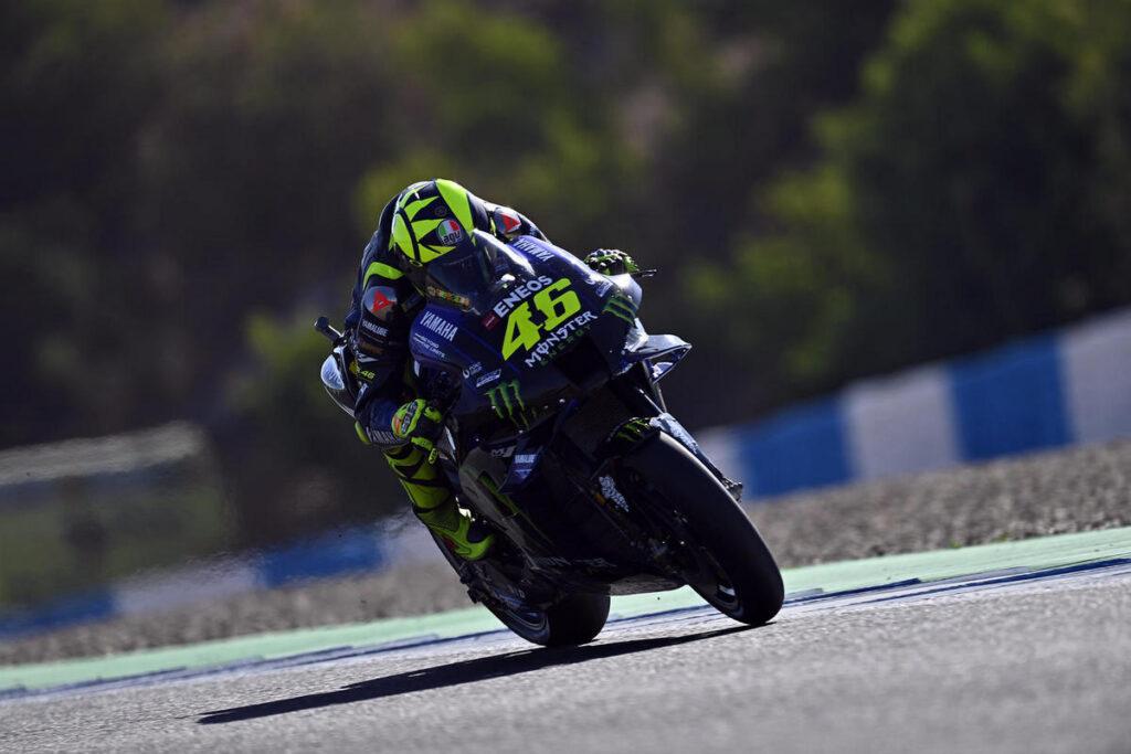 """MotoGP   Gp Brno Day 1: Valentino Rossi, """"E' mancato il giro veloce"""" [VIDEO]"""