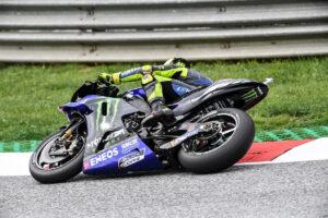 """MotoGP   Gp Austria Day 1: Valentino Rossi, """"Dovi, Lorenzo e Bagnaia, tre ottime opzioni per Ducati"""""""