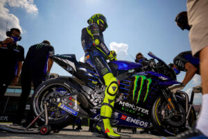 "MotoGP | Gp Austria: Valentino Rossi, ""Vogliamo essere competitivi"""