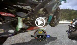 """MotoGP   Gp Austria: Valentino Rossi sull'incidente tra Zarco e Morbidelli, """"Grave errore di valutazione da parte di Zarco"""" [VIDEO]"""