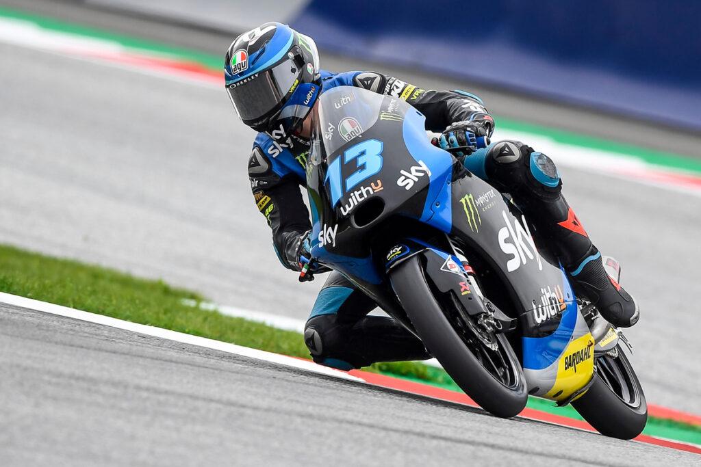 Moto3 | Gp Austria FP3: meteo protagonista, Vietti il più veloce