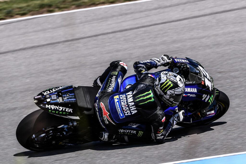 """MotoGP   Gp Brno Day 1: Vinales, """"Sono ottimista per la gara"""""""
