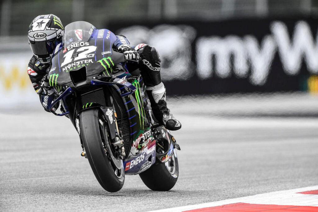 MotoGP | Gp Austria Qualifiche: Pole a Vinales, Dovizioso quarto, Rossi dodicesimo