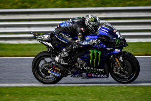 """MotoGP   Gp Austria Qualifiche: Vinales, """"La moto funziona in modo fantastico"""""""