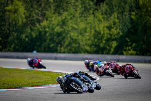 "MotoGP | Gp Brno: Maverick Vinales, ""Ho perso molto grip dall'inizio"""