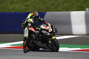 "MotoGP | GP Austria 2, Johann Zarco: ""Orgoglioso della squadra"""